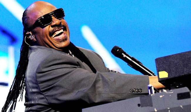 Stevie wonder's 68th birthday