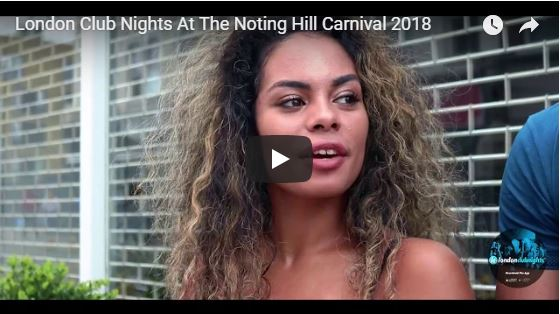 Notting Hill Carnival 2018